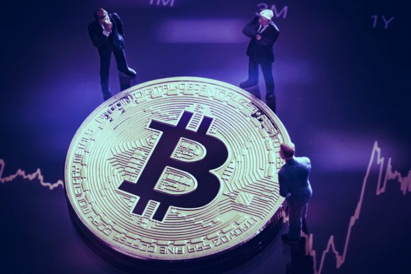 how futures affect bitcoin price