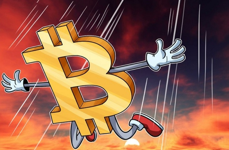 Bitcoin price just experienced the deepest drop in a year