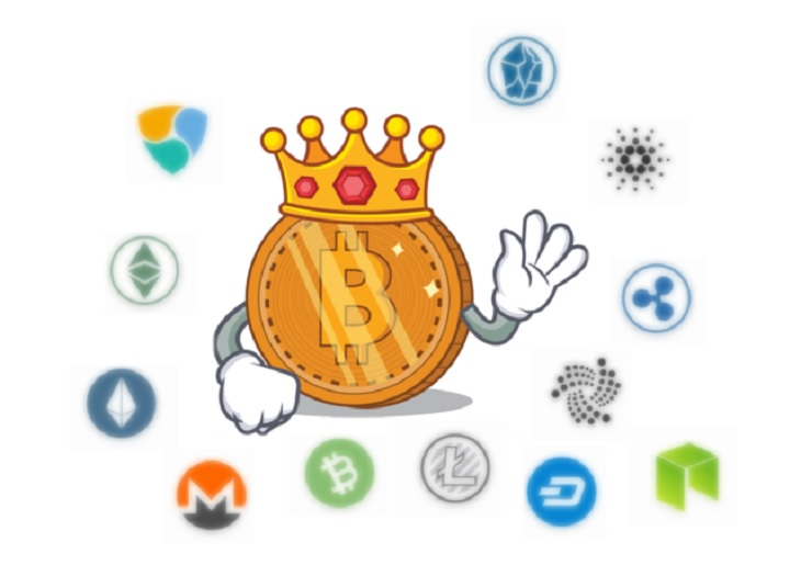 Bitcoin – The king of the crypto market cannot be beat