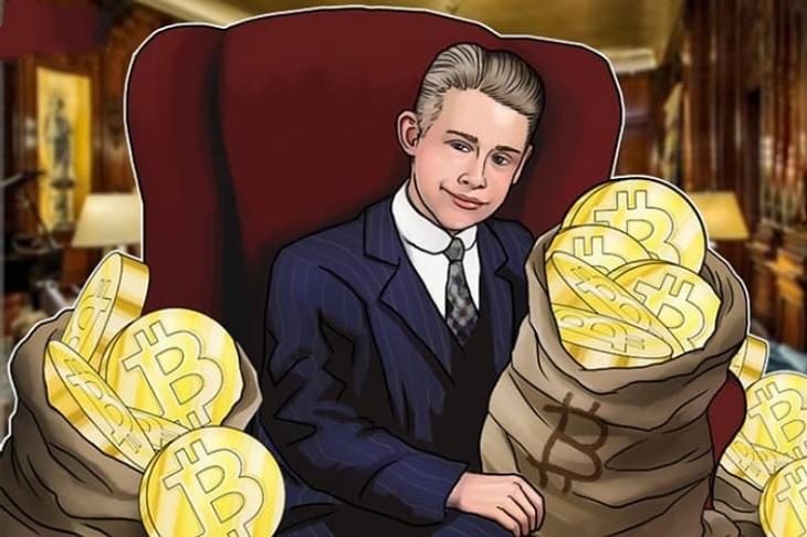 Hiện có thể có tới 100.000 triệu phú Bitcoin