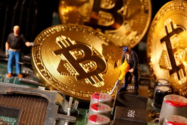 The police are powerless to crack 1,700 Bitcoin of crime