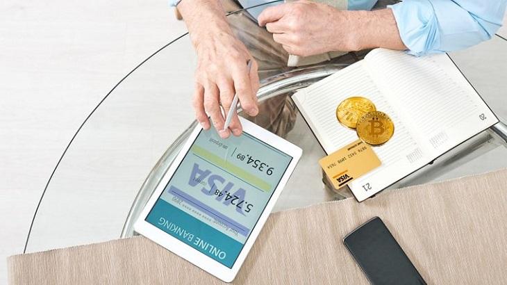 Visa thí điểm API cho khách hàng tại ngân hàng mua Bitcoin