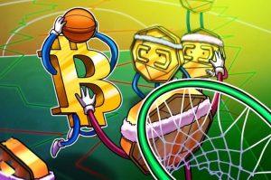 bitcoin NBA basketball