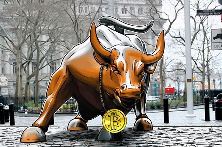Bitcoin will sweep every street on Wall Street in 2021