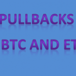 Wild Pullbacks Week for BTC and Ether