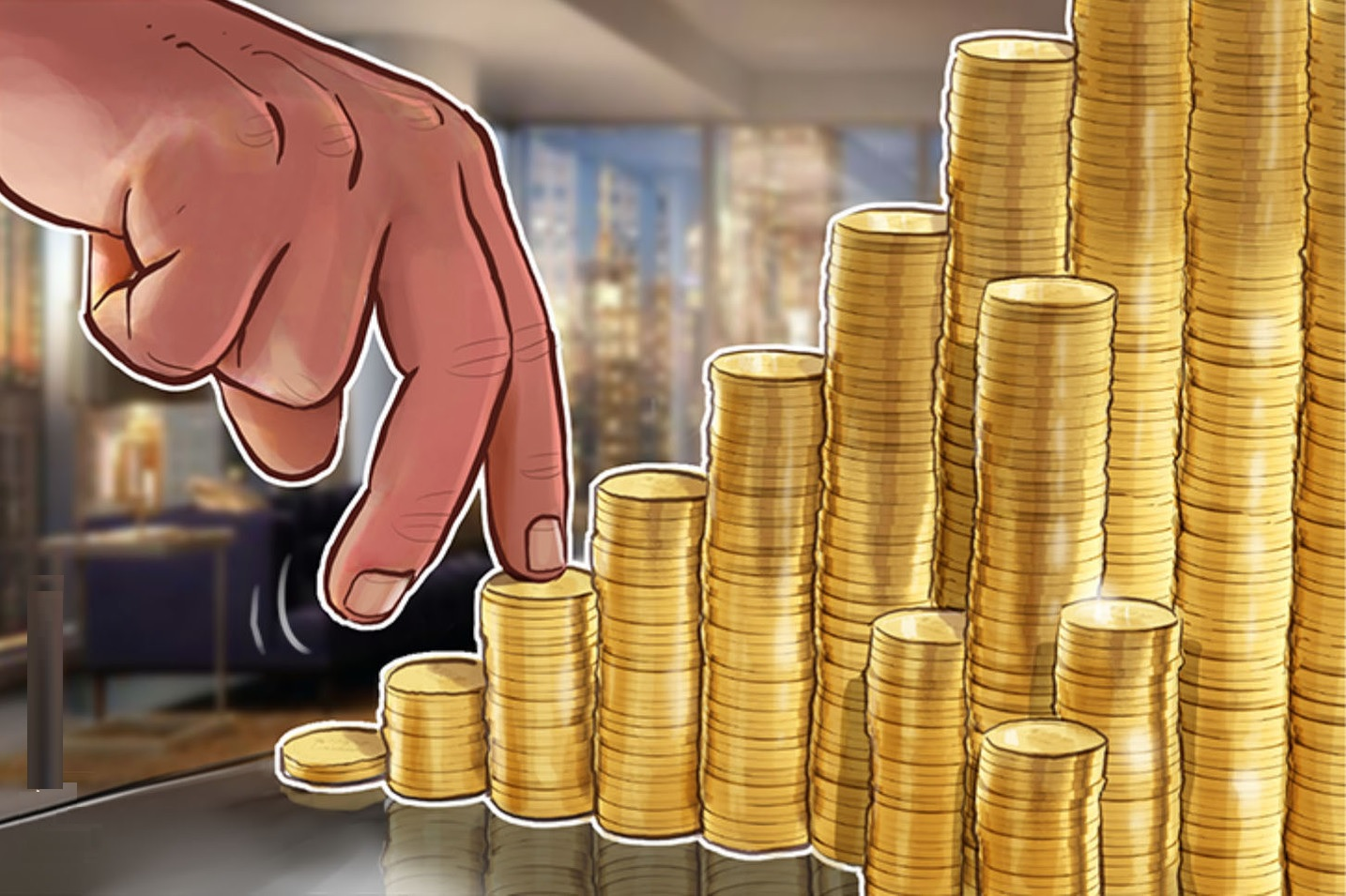 MicroStrategy just bought nearly 500 million USD in Bitcoin